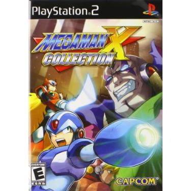 MEGA MAN X COLLECTION - PS2
