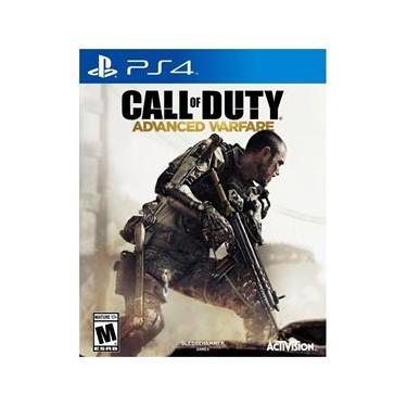 Jogo - Call of Duty: Advanced Warfare PS4
