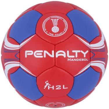 Bola de Handebol Suécia H2L Pró Com Costura - Penalty