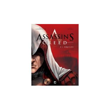 Assassin'S Creed HQ - Aquilus - Vol. 2 - Games - Corbeyran, Eric; Defali, Djilalli - 9788501404930