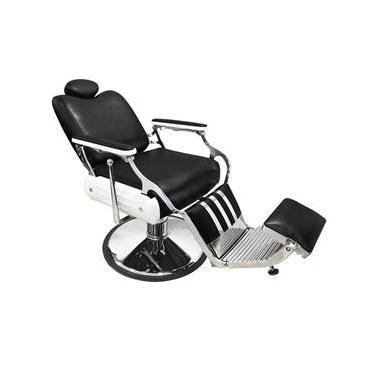 Cadeira de Barbeiro Reclinável Texas Prime