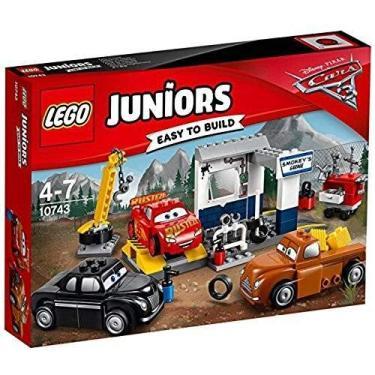 Imagem de Oficina de Conserto de Smokey - LEGO Carros 3 Juniors 10743