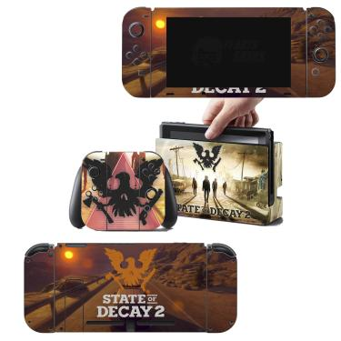 Skin Nintendo Switch State Of Decay 2