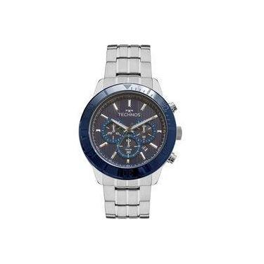 Relógio de Pulso Technos Cronógrafo Shoptime   Joalheria   Comparar ... cc844eb976