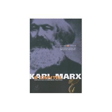 O Capital - Livro 3. Volume 6 - Karl Marx - 9788520007266