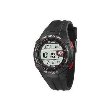 f56da69bbc5 Relógio Masculino X-games Digital Xmppd446 - Preto