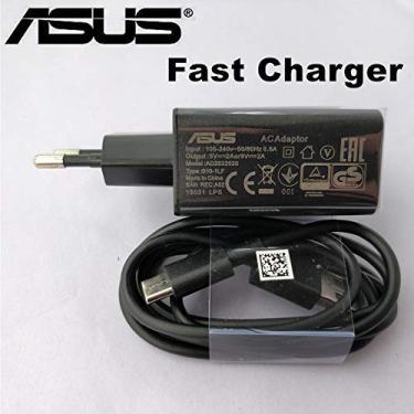 Carregador Asus Zenfone 3 Tela 5.2 5.5 5.7 Cabo USB-C Tipo C Original