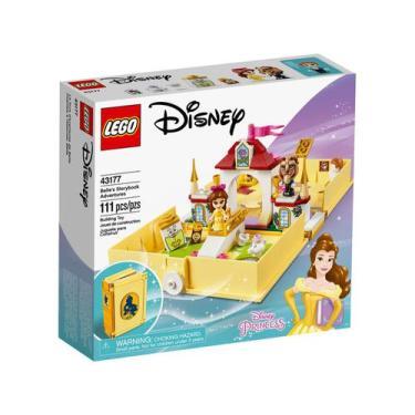 Imagem de Lego Disney Princess Aventuras Do Livro De Contos  - Da Bela 111 Peças
