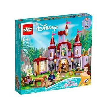 Imagem de LEGO Disney Princess - A Bela e o Castelo da Fera - 43196