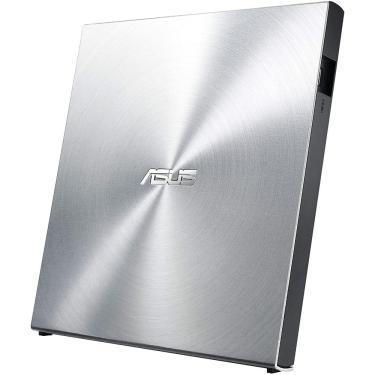 Gravador De DVD Externo Slim Asus Prata SDRW-08U5S-U - Prata