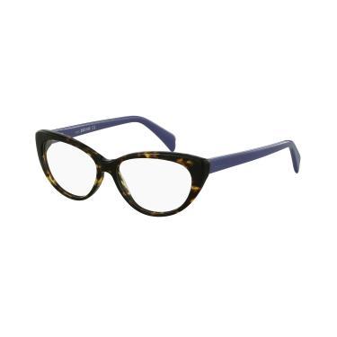 099976bf56470 Óculos de Grau Just Cavalli Gatinho Marrom