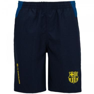 Bermuda Barcelona FC Plano - Masculina Barcelona Masculino