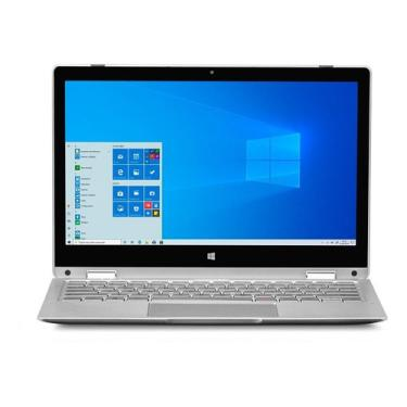 Imagem de Notebook Multilaser Touch Quad Core 4gb 64gb Tela 11.6 Win10