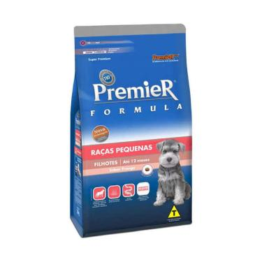 Ração Premier Fórmula Cães Filhotes Raças Pequenas Frango 20Kg