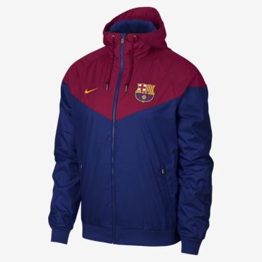 Jaqueta Nike Barcelona Windrunner Masculina 51685571be754