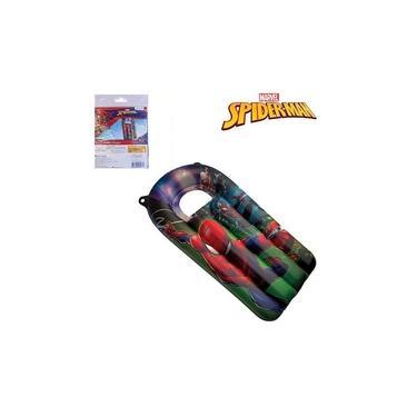 Mini Boia Colchão Inflável Homem Aranha / Spider-man 70 Cm