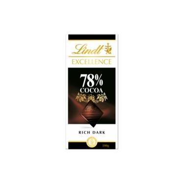Chocolate Lindt Excellence 78%cocoa 100gr