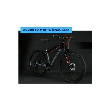 Imagem de Bicicleta Elleven Gear 21v 2021 Cabeamento Interno aro 29 cambios e trocadores shimano