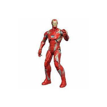 Imagem de Iron Man Mark 46 Civil War - Homem De Ferro Gerra Civil Marvel Select