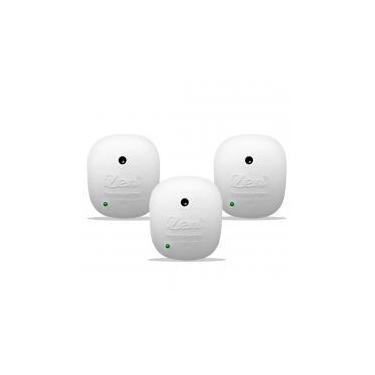 Repelente Eletrônico Zen Branco, Bivolt, Inaudível, Econômico, Leve 3 Unidades - Amicus