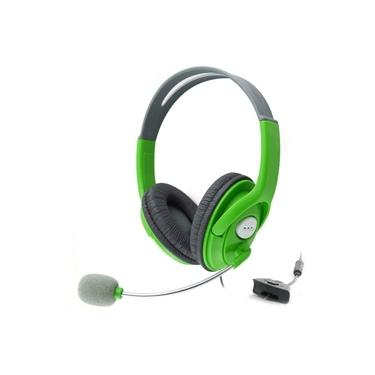 Gaming Headset Com ajust¨¢vel microfone para Xbox 360 com cancelamento de ru¨ªdo Jogo Headphone Fones de ouvido est¨¦reo Durable