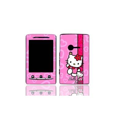 Capa Adesivo Skin378 Sony Ericsson Xperia X10 Mini E10a