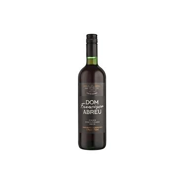 Vinho Dom Francisco Abreu Branco Licoroso Seco 750 Ml