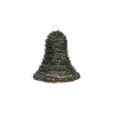 Sino Rústico Decoração Natal 1 peça Verde