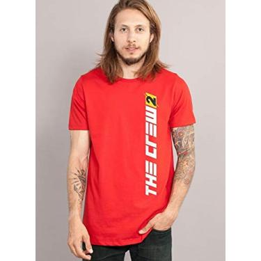 Camiseta Masculina The Crew 2 Vertical