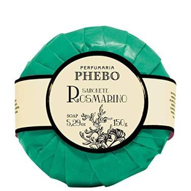 Phebo Rosmarino - Sabonete em Barra 150g