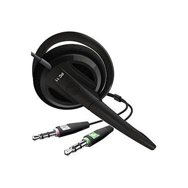 Fone de Ouvido com Microfone Sennheiser PC11 Supra-Auricular Preto