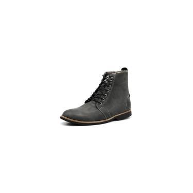 Bota Casual Masculina Shoes Grand 56150/2 Chumbo  masculino