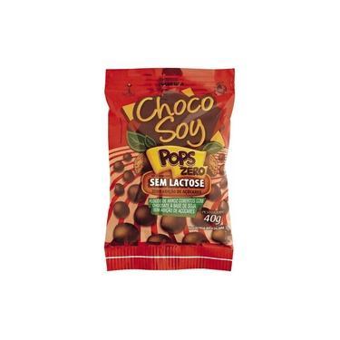 Chocolate Choco Soy Pops Sem Açúcar 40g
