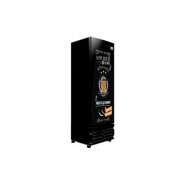 Refrigerador Vertical Cervejeira 449 Litros Porta Cega Happy Hour Imbera CCV-315PS 220V