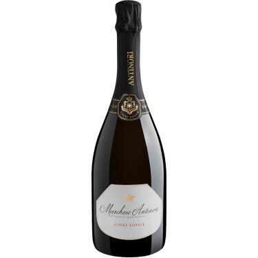 Vinho Espumante Branco -  Marchese Antinori Tenuta Montenisa Cuvée Royale Brut  - Itália Villa Antinori