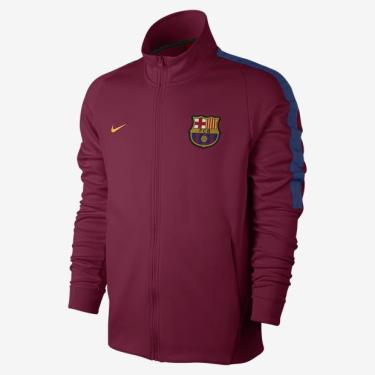 Jaqueta Nike Barcelona Authentic Masculina b07d3d0c987