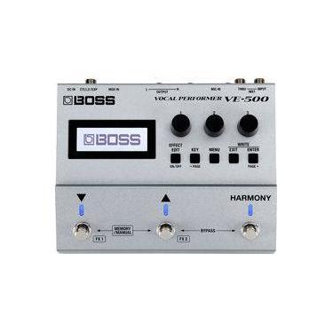 Imagem de Processador Vocal Boss Ve 500