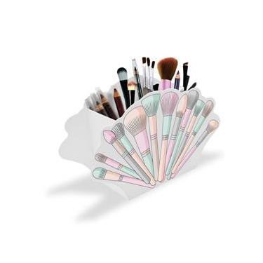 Organizador Porta Maquiagem Display Pincéis