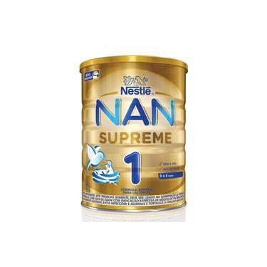 Nan Supreme 1 Fórmula Infantil Nestlé Lata 800g