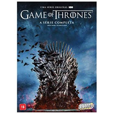 Game of Thrones - a Série Completa [DVD]