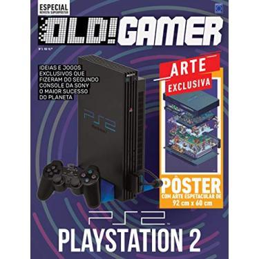 Revista Superpôster Old!gamer 5 - Playstation 2
