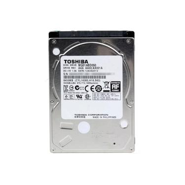 Hd Toshiba 500Gb Sata2 - Mq01Abd050