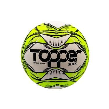Bola De Futsal Slick 2020 Amarela - Topper