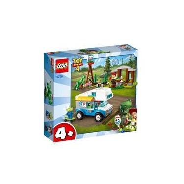 LEGO Juniors - Disney - Toy Story 4 - Férias com Trailer - 10769