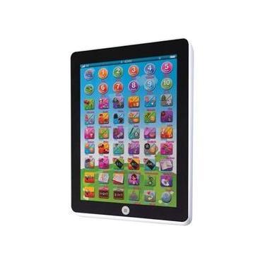 Imagem de Tablet Infantil Brinquedo Interativo Educativo Rosa