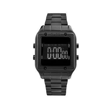df86a50c67 Relógio Feminino Digital Euro EUG2510AC 4P - Preto