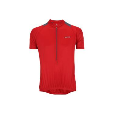 Camisa de Ciclismo Curtlo Speed II - Masculina - VERMELHO Curtlo 17397a11cdbc1