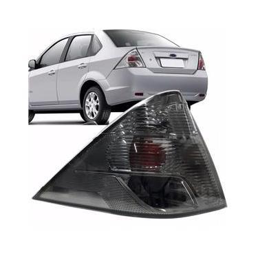 Lanterna Traseira Fumê Ford Fiesta Sedan 2010 até 2014