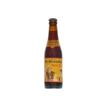 Cerveja St Bernardus Pater 6 330 ml