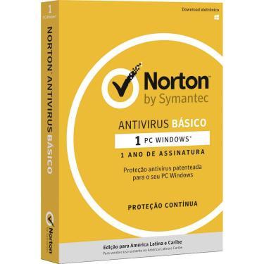 Norton Antivírus B 1 usuário Symantec CX 1 UN